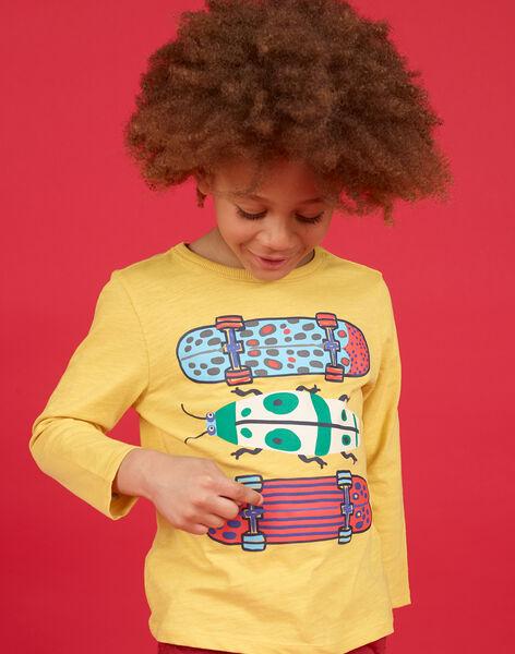 Long sleeved t-shirt - Child Boy LOROUTEE2 / 21S902K3TML102