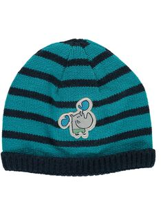Baby boys' striped hat DYUTRIBON / 18WI10D1BON099