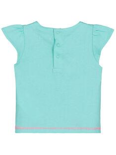 Baby girls' printed T-shirt FICUTI2 / 19SG09N2TMC219