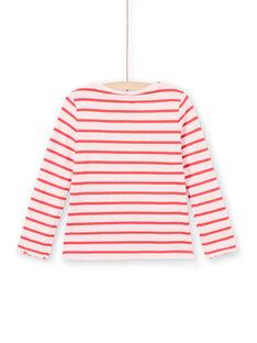 Reversible long-sleeved T-shirt LAROUTEE3 / 21S901K3TMLD326