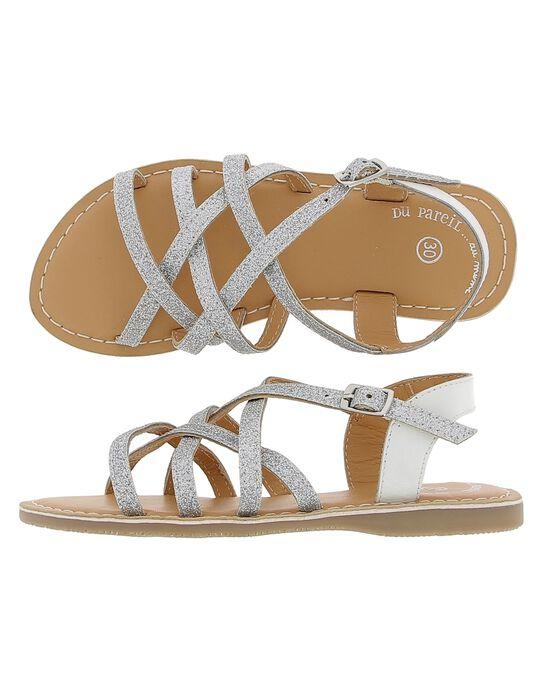 Silver Sandal CFSANDARG / 18SK35WLD0E956