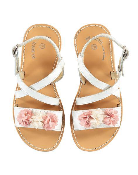 White Sandal JFSANDLINE / 20SK35Z5D0E000