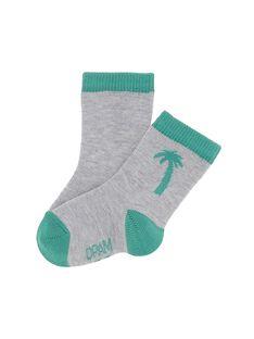 Grey Socks CYUJOCHO2A / 18SI10R2SOQJ906