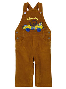 Brown Overalls GUJAUSAL / 19WG10H1SALI821