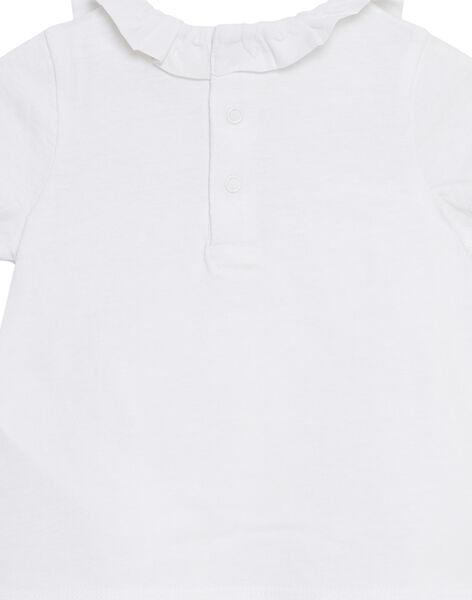 White Baby blouse JIJOBRA6 / 20SG09T1BRA000