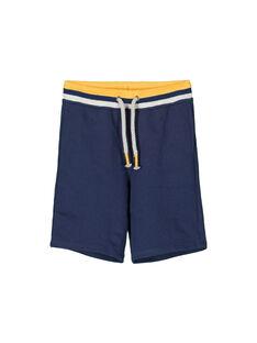 Boys' jogging shorts FOJOBER1 / 19S902Y1D25070