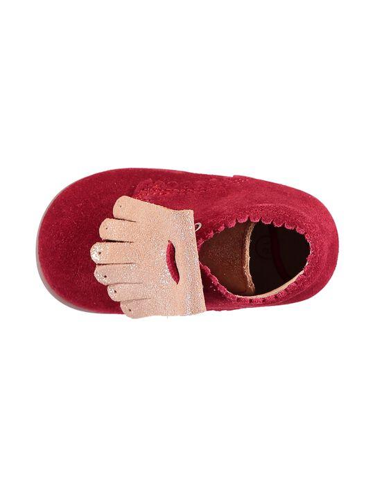 Red Booties GBFBOTIPATR / 19WK37I6D0F050