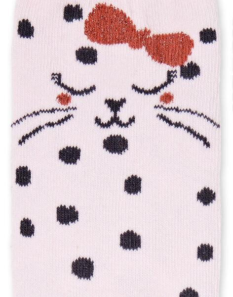 Socks child girl LYAROUCHO / 21SI01K1SOQ309