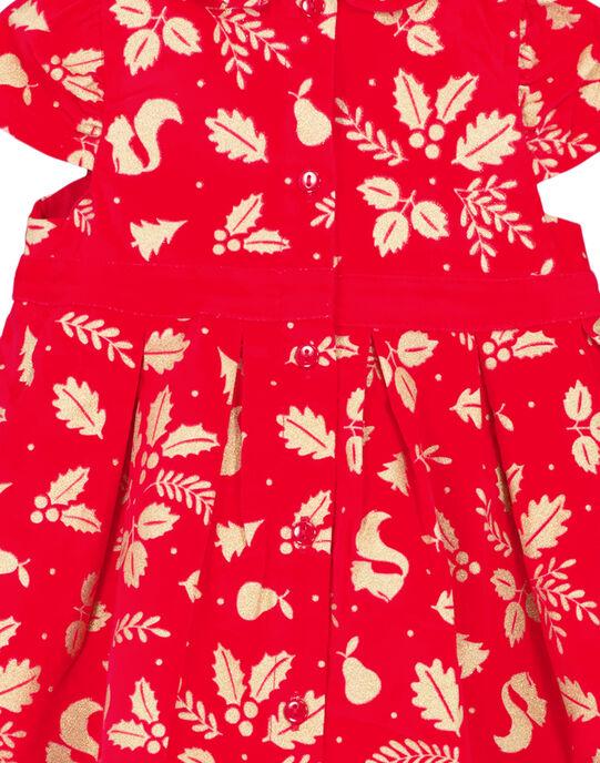 Red Dress GINOROB2 / 19WG09V2ROBF521