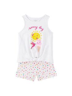 White Pajamas JEFAPYJ6 / 20SH11U7PYJ000