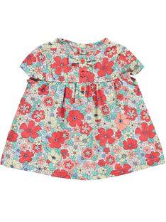 Baby girls' blouse CIBUCHEM / 18SG09K1CHE099