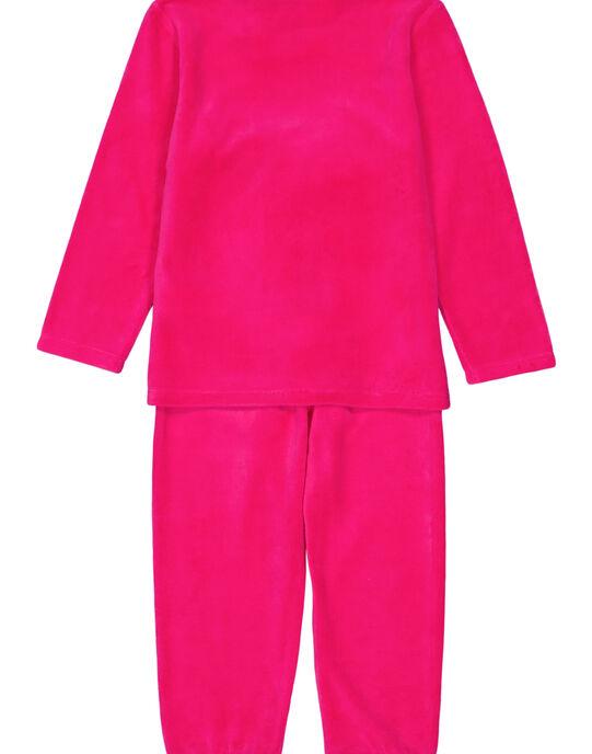 Fushia Pajamas GEFAPYJCAN / 19WH11D3PYJ304