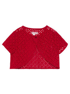 Red Cardigan JAJACAR / 20S901B1CAR050