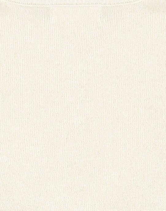 Gold Cardigan GINOCAR2 / 19WG09V2CAR954