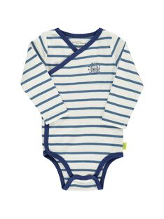 Boys' long-sleeved bodysuit CCGBODAOP1 / 18SF04B1BOD099