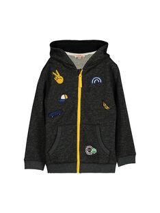 Black Waistcoat FOLIGIL / 19S90221GIL090