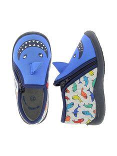 Blue Booties CBGBOTREQ / 18SK38X3D0AC218