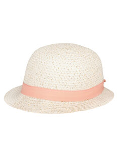 Baby girls' bow hat FYIPOCHA2 / 19SI09C2CHA000