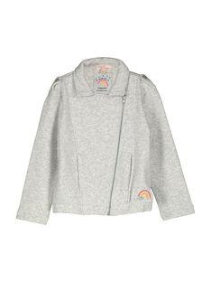 Girls' fleece jacket FALICAR2 / 19S90122CAR943