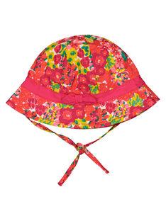 Baby girls' floral hat FYIYECHA1 / 19SI09M1CHA099