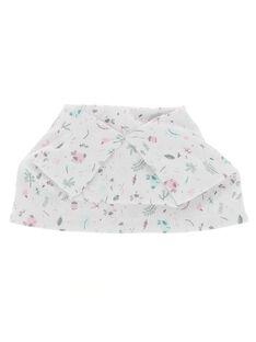 Baby girls' newborn hat CACFBONNET2 / 18SF40C1BON099