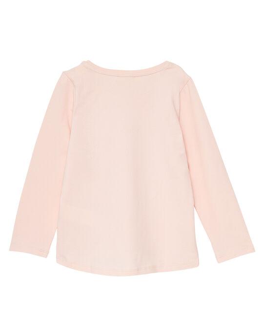 Pink Longsleeve T-SHIRT JAJOTEE6 / 20S90146D32D327