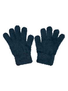 Navy Gloves GYATUGANT / 19WI01Q1GAN714
