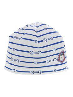 Baby boys' hat CYUKLEBON / 18SI10D1BON099