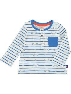 Baby boys' long-sleeved T-shirt CUKLETUN / 18SG10D4TML099