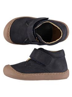 Navy Sneakers GBGBASRINE / 19WK38I2D3F070