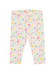 Baby girls' leggings CYIMALEG / 18SI09U1CAL099