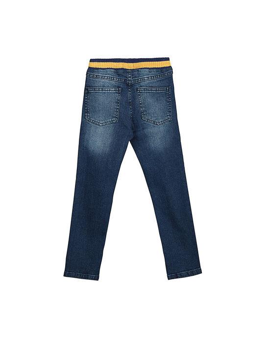 Blue denim Jeans FOLIJEAN / 19S90221JEA704