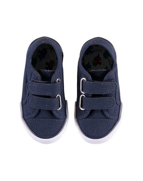 Navy Sneakers JBGVELRINE / 20SK38Z2D16070