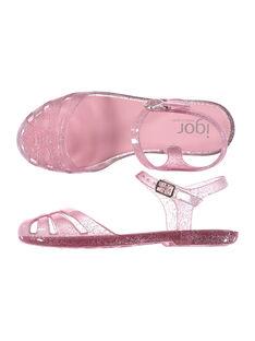 Girls' Igor jelly sandals FFBAINFLA / 19SK35G4D34030