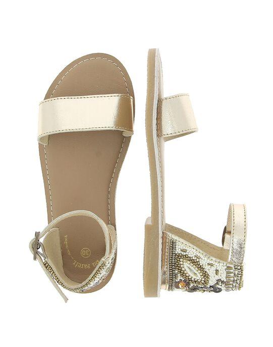 Gold Sandal CFSANDPERL / 18SK35W8D0E954