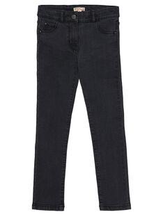 Black denim Jeans JAESLIM2 / 20S90163D29K003