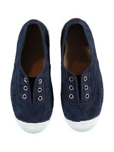 Navy Sneakers JFTENBRODM / 20SK35Z3D16070