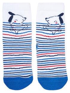 White Socks JYUGRACHO2 / 20SI10E2SOQ000