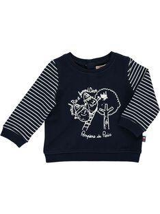 Baby boys' sweatshirt CUKLESWE / 18SG10D2SWE705