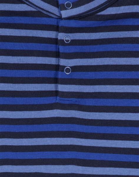 Blue Roll-neck GUJOSOUP4 / 19WG10L4SPLC233