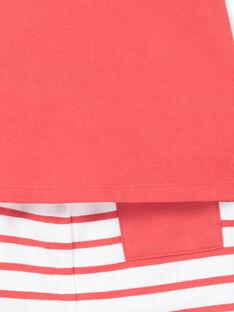 Red SET LUVIENS / 21SG10U1ENSF515