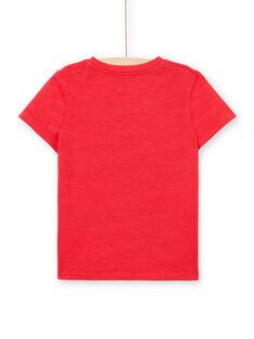 Red T-SHIRT LOVITI3 / 21S902U3TMC505