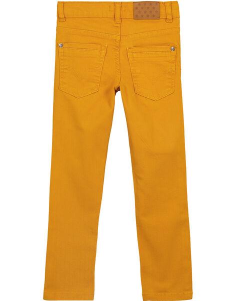 Yellow Pants GOJOPATWI2 / 19W90248D2B107