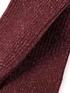 Purple TIGHTS KYASACOL1 / 20WI01O2COL709