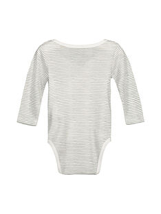 Unisex babies' long-sleeved bodysuit FOU1BOD2 / 19SF7712BOD099