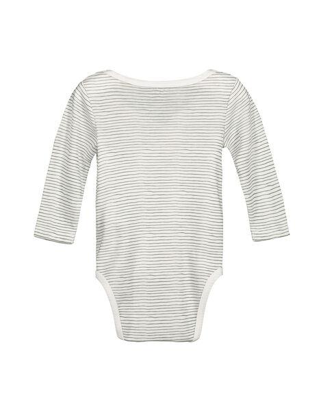 Unisex babies' long-sleeved bodysuit FOU1BOD2 / 19SF7712BOD099