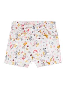 Off white Shorts JIDUSHO / 20SG09O1SHO001
