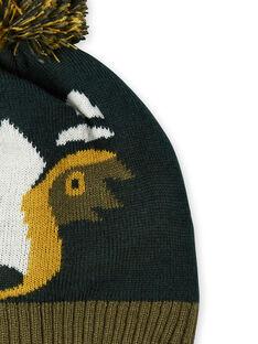 Green CAP KYOBOBON / 20WI02N1BONG618
