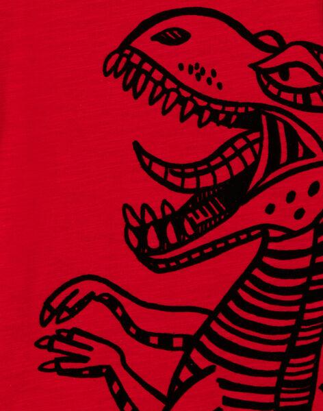 Red LONGSLEEVE T-SHIRT KOJOTEE12 / 20W90245D32F518