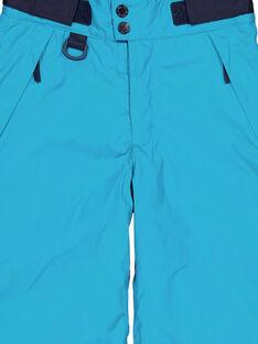 Blue Ski pants GOSKIPAN / 19W902W1PTSC200